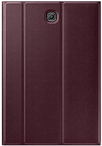 Samsung Galaxy Tab S2 8.0 PU Flip Folio Book Cover Hülle, rot