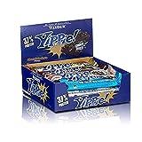 Weider Yippie! 12 x 70g Riegel, Mix-Box  | 6 Schokoladenschichten