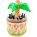 Palmier Gonflable Rafraichisseur de Boisson Bar