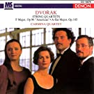 Dvor�k: String Quartets