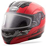 Best Modular Snowmobile Helmet - GMAX unisex-adult full-face-helmet-style Helmet (04 Snow Modular) Review