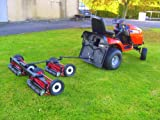 "Gang mower 58"" trailed, premium quality, UK based."