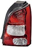 HELLA 2VP 965 454-121 Feu arrière, droite, 12V, Technologie d'illumination, avec porte-lampe, avec ampoules