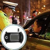 Alcoholímetro Profesional U-Kiss Pantalla LCD Alcohol Tester Digital Alcohol Detector Alcoholímetro de Alta sensibilidad