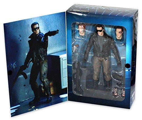 Figura de Acción Terminator - T-800 Ultimate Police Station 4