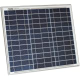30W Photonic Universe solar panel with 5m cable for a camper, caravan, boat or any other 12V system (30 watt)