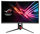 ASUS ROG Strix XG27VQ 27' Full HD VA Noir Courbé écran plat de PC - Écrans plats de PC (68,6 cm (27'), 1920 x 1080 pixels, LED, 4 ms, 300 cd/m², Noir)