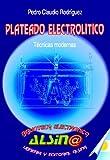 Plateado electrolítico, técnicas modernas.