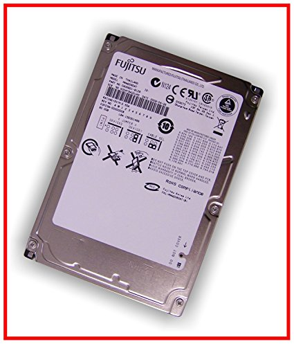 Festplatte 2,5 Zoll IDE Fujitsu MHW2080AT NEU - 80 Ide Festplatte Gb