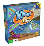 Image for board game 10 Days In The USA Game