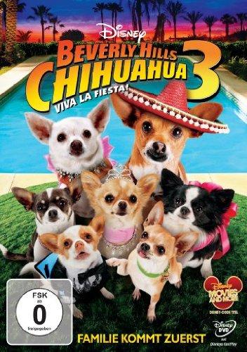 Beverly Hills Chihuahua 3 - Viva la Fiesta! (Chihuahua Hills Beverly 2)