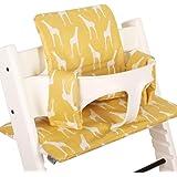 Beschichtetes Sitzkissen Sitzverkleinerer Kissen von UKJE für Stokke Tripp Trapp Beschichtet Praktisch und dick…