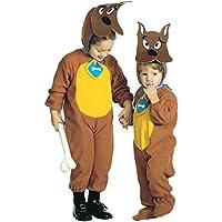 Inception Pro Infinite ♛ Disfraz De Cachorro de perrito Scooby Doo. Traje Carnavaly Halloween Niños Unisex