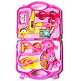 Top Quality Doctor Play Set for Kids with Durable Case - Multy color