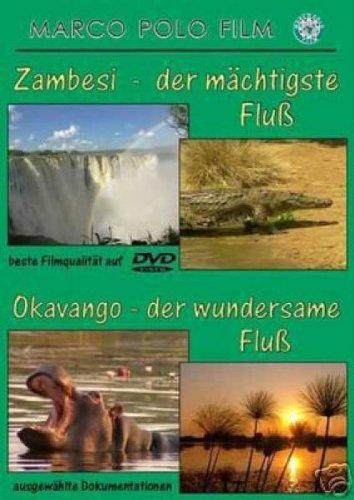 Zambesi-der mächtigste Fluss/Okavango-der wundersame Fluss (Menschen Aus Afrika Film-dvd)