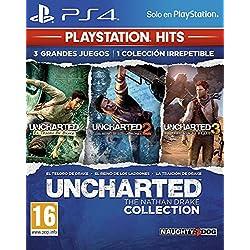 Uncharted Collection Hits - Versión 17 & Bloodborne Hits - Versión ...