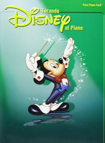 TOCANDO DISNEY AL PIANO (Disney Publications) por Aa.Vv.