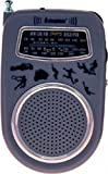 Steepletone STR616 Grey Radio