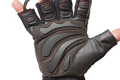 Zoom IMG-3 macciavelli guanti palestra con ammortizzazione