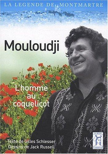 Mouloudji l'homme au coquelicot
