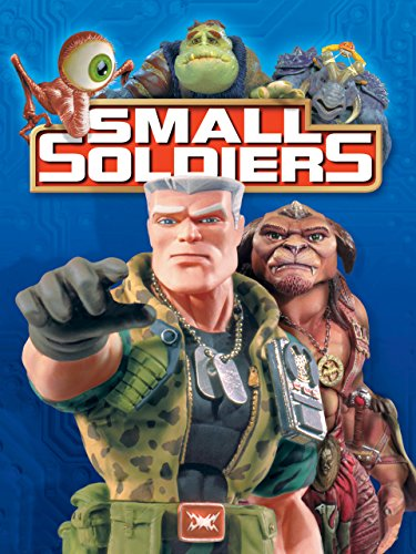 Small Soldiers [dt./OV] (Small Soldiers Dvd)