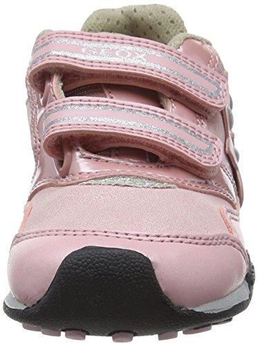 Geox Mädchen Jr New Jocker Girl A Low-Top Pink (Pinkc8005)