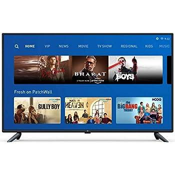 Mi LED TV 4X 125.7 cm (50) 4K Ultra HD Android TV (Black)