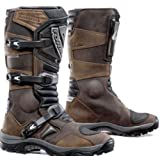 New Forma Mud Adventure Trail Green Laning Boots Enduro Brown UK 10.5 Euro 45