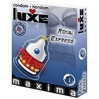 Dreamtoys Luxe Condoms Royal Express 1 pc preisvergleich bei billige-tabletten.eu