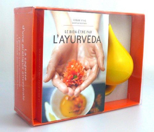 COFFRET AYURVEDA CHEZ SOI par Kiran Vyas