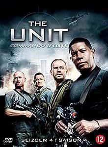 The Unit - Commando d'élite - Saison 4 (Coffret 6 DVD)