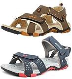 #7: Lotto Combo Of 2 Men's Sandal GT7076_7144 Sneaker UK/IN