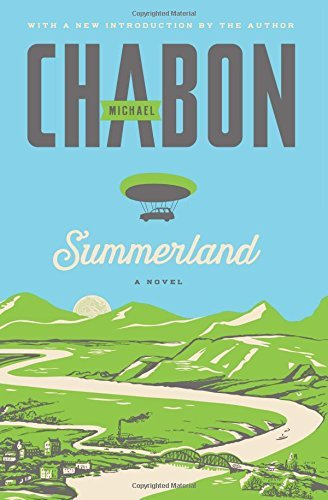 Summerland: A Novel by Michael Chabon (2016-04-12)