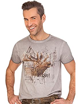 MarJo Trachten Herren Shirt - AL