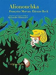 Alionouchka par Françoise Morvan