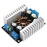 DROK® Boost 150W dc Power Board Transformador Módulo Regulador de voltaje 10-32V / 8-16V 8-46V a 12 / 24V Step-up voltios Inversor Controlador Estabil