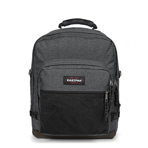Eastpak Ultimate, Zaino Casual Unisex, Grigio (Black Denim), 42 liters, Taglia Unica (42 x 32 x 26 cm)