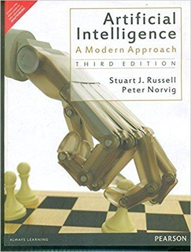 Artificial Intelligence 3e: A Modern Approach
