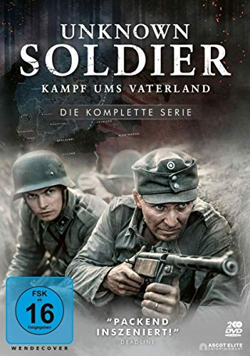 Unknown Soldier - Kampf ums Vaterland: Die komplette Serie [2 DVDs]