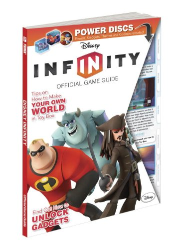 Disney Infinity: Prima Official Game Guide (Prima Official Game Guides) (Disney Infinity-guide)