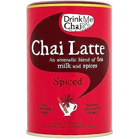 Drink Me Chai Speziato Latte (250g) (Confezione da 6)