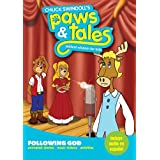 Following God: Snake Oil / Eye of the Tiger (Chuck Swindoll's Paws & Tales: Biblical Wisdom for Kids)