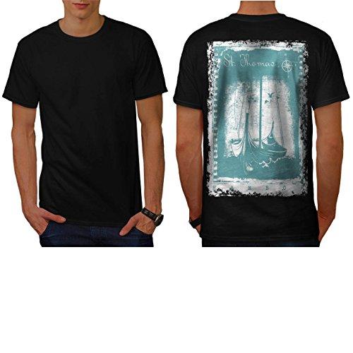 st-thomas-harbour-famous-place-men-new-black-l-t-shirt-back-wellcoda