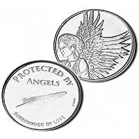 Engelmünze - Schutzengel - Engeltaler - Protected by Angels preisvergleich bei billige-tabletten.eu