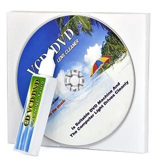TRIXES CD/DVD Player Lens Laser Head Dirt Remover Cleaner