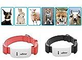 petlovey Tracker GPS GSM GPRS Halskette Tracker Ortungsgerät für Hund kompatibel mit iOS Android Windows - 2