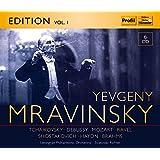 Yevgeny Mrawinsky Edition Vol.1