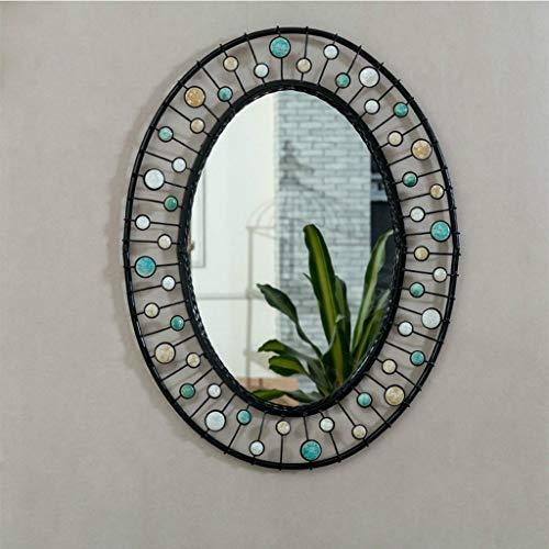 Espejo- ⭐ Espejo Decorativo Minimalista Estilo Industrial