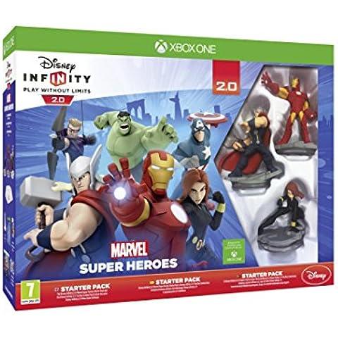Disney Infinity: Starter Pack 2.0. Marvel Super Heroes Xbox One