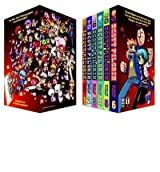 (SCOTT PILGRIM 6 VOLUME BOXED SET [WITH POSTER]) BY O'MALLEY, BRYAN LEE(AUTHOR)Paperback Nov-2010